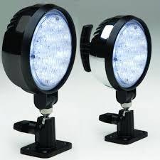 Led Pedestal Light Whelen Led Pedestal Swivel Flood Light Or Spot Light Fleet Safety