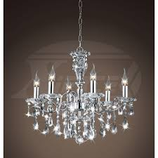 Chinese Chandeliers Creative Of Lighting Crystal Chandeliers Maddison Shine 6 Light
