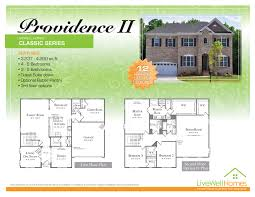 providence ii u2013 livewell homes
