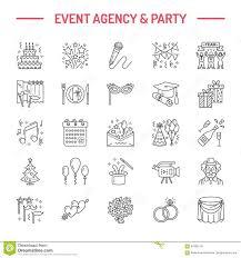 agence organisation mariage ligne icône de vecteur d organisation de mariage d agence d