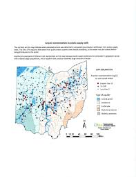 State Of Ohio Map by Lead Copper And Other Water Quality Issues Lancaster Oh