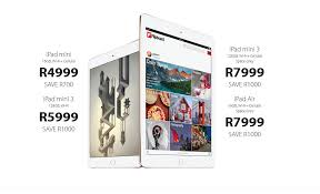 ipad prices on black friday black friday south africa deals all the specials you should know
