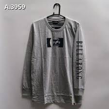 Beli Baju Billabong kaos billabong lengan panjang a 3959 alfadistro