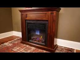 Infrared Heater Fireplace by Chimneyfree Roswell Spectrafire Infrared Fireplace Mantel Package