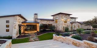 Small House Outside Design by Small House Exterior Design With Gorgeous Stone Exterior