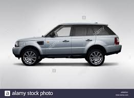 land rover lr3 black 2008 land rover range rover sport hse in silver drivers side