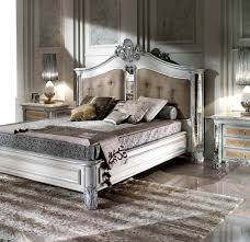 White Italian Bedroom Furniture Luxurious White Italian Bed Ideas Hupehome