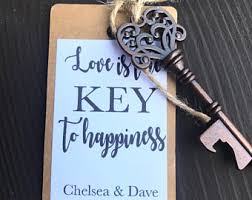 key bottle opener wedding favors bottle opener wedding favor etsy