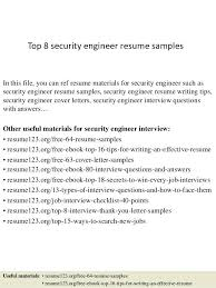 sample resume for security information technology it cover letter