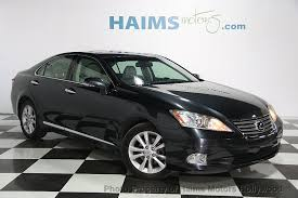 lexus s 350 2011 used lexus es 350 4dr sedan at haims motors serving fort