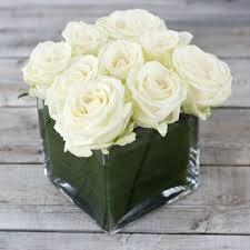 white flower arrangements best 25 white floral arrangements ideas on table