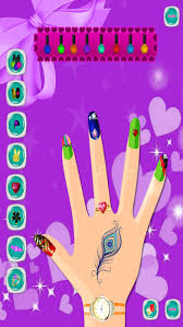 angel nail salon nail art games on the app store