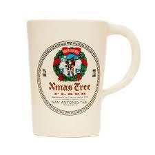christmas mug pioneer flour mills christmas coffee mug guenther house