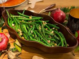 brown butter green beans with hazelnuts recipe mowry