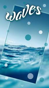 blue bubble waves wallpapers ocean waves live wallpaper android apps on google play