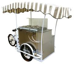 ice cream cart dolce vita 6 flavors battery 5 hour authonomy