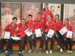 Click Tt Baden Deutschlandpokal Bawü Team Gewinnt Alle Vier Konkurrenzen Und