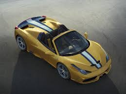 458 speciale a is one hell of a spider autoevolution