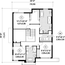 Contemporary Plan by Contemporary Style House Plan 3 Beds 2 00 Baths 2267 Sq Ft Plan