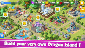 dragon mania legends app store