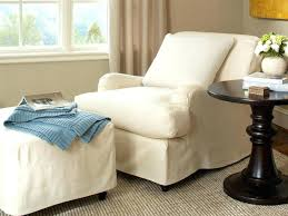 chair and ottoman slipcover slipcovers for large ottoman slipcovers chair for style