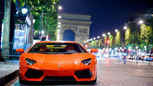 wallpapers hd lamborghini orange lamborghini aventador free car wallpapers hd
