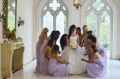 lavender bridal party dresses bridal gown weddings by debbie