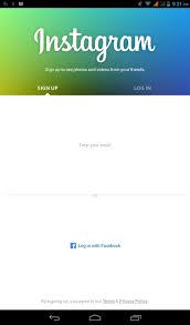 cara membuat akun instagram secara online cara daftar dan membuat akun instagram di android