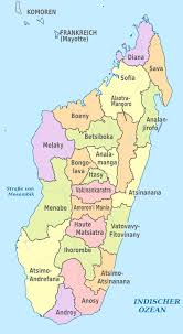 Madagascar Map File Madagascar Administrative Divisions De Colored Svg