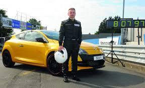 renault 26 renault megane rs 265 trophy smashes nurburgring front wheel drive