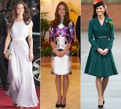 kate middleton voted best dressed british star