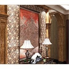 metal wall tiles kitchen backsplash brushed stainless steel tiles brass resin metal mosaic tile