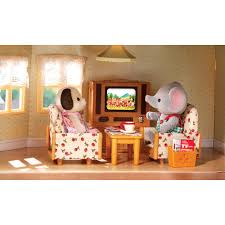 Calico Critters Living Room by Calico Critters Luxury Townhome Walmart Com