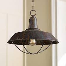 One Light Pendant Industrial Pendant Lighting Ls Plus
