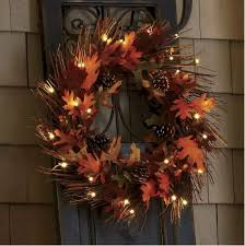 battery lighted fall garland 33 best fall festival of lights images on pinterest autumn