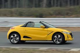 honda roadster sold all 8 600 units of its s660 roadster u2026to buyers over 40