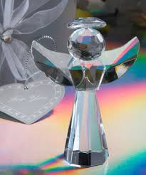 Angel Decorations For Baby Shower Choice Crystal Collection Angel Favors Crystal Baby Shower Favors