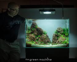 Aquascape Tank Altitude U0027 Aquascape By James Findley The Green Machine