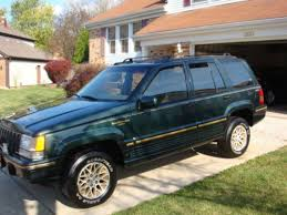 1994 jeep grand for sale 1994 jeep grand limited only 30 000