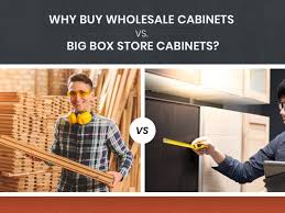 best big box store kitchen cabinets why buy wholesale cabinets vs big box store cabinets