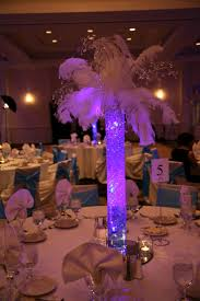 lighted tree centerpieces for weddings led submersible tea