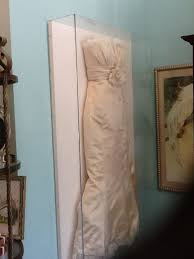 display wedding dress framed wedding dress oasis fashion