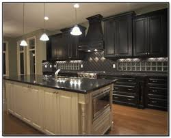 Used Kitchen Cabinets Tampa by Dark Maple Kitchen Cabinets With Eye Valance In Valrico Fl Cheap