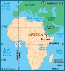 africa map eritrea eritrea map geography of eritrea map of eritrea worldatlas
