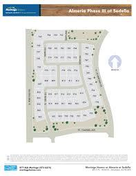 Tucson Mall Map New Homes In Goodyear Az U2013 Meritage Homes