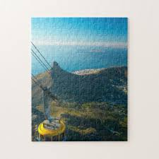 Jigsaw Puzzles Tables Table Mountain Jigsaw Puzzles Zazzle