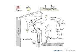 drawing architecture shape architecture ltd