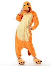 Hamster Halloween Costumes Unisex Pajamas Onesie Pikachu Charmander Halloween