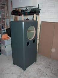 Diy Bass Cabinet Tannoy Monitor Gold Dual Concentric Speakers