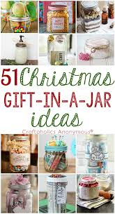 craftaholics anonymous 51 gift in a jar ideas